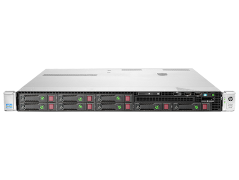 Сервер HP ProLiant DL360p Gen8